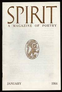 New York: Catholic Poetry Society of America, 1964. Softcover. Near Fine. Vol. XXX, no. 6. Fine in n...