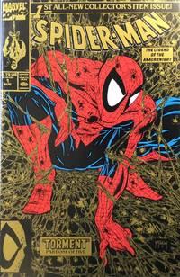 SPIDER-MAN No. 1 (August 1990) - GOLD Variant (NM)