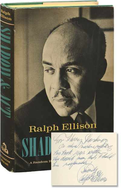 New York: Random House, 1964. First Edition. First Edition. Humorously INSCRIBED by the author on th...