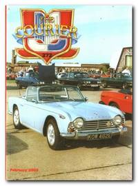 image of The Courier 272 The Official Monthly Magazine of the Triumph Sports Six  Club