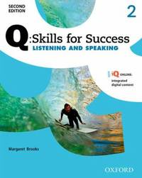 image of Q: Skills of Success 2E Listening and Speaking Level 2 Student Book