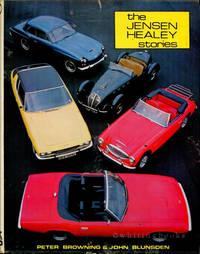 The Jensen Healey Stories