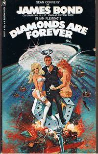 image of JAMES BOND - DIAMONDS ARE FOREVER