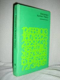 Elementary Number Theory by  Underwood Dudley - Hardcover - Later Printing - 1969 - from Brass DolphinBooks and Biblio.com