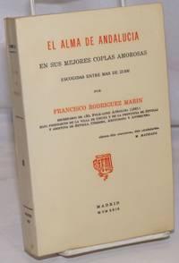 image of El Alma de Andalucia, en sus mejores coplas amorosas, escogidas entre mas de 22.000