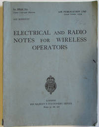 Electrical and Radio Notes for Wireless Operators