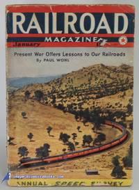 Railroad Magazine: January 1942 (Vol. 31, No. 2)