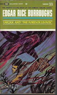TARZAN AND THE FOREIGN LEGION (Tarzan #22)