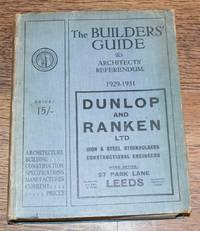 The National Federation Builders' Guide and Architects' Referendum 1929-1931