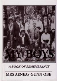 """My Boys"" - A Book of Remembrance"