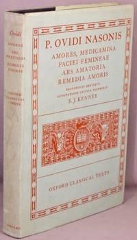 Amores; Medicamina Faciei Femineae; Ars Amatoria; Remedia Amoris.