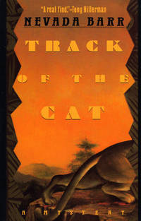 Track of the Cat *SIGNED* Anna Pigeon Mystery