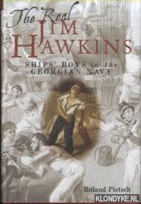 The Real Jim Hawkins. Ships' Boys in the Georgian Navy