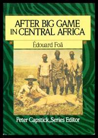 image of AFTER BIG GAME IN CENTRAL AFRICA