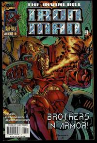image of The Invincible Iron Man Vol.2 No.9 July '97