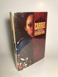 CARRIE (TRADE EDITION) $15.95 DJ by  Stephen King - Hardcover - 1974 - from Abound Book Company and Biblio.com