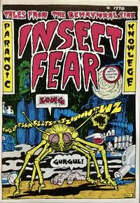 INSECT FEAR 1 (One)  VF+