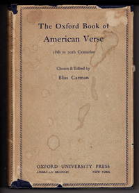 The Oxford Book of American Verse: 18th to 20th Centuries