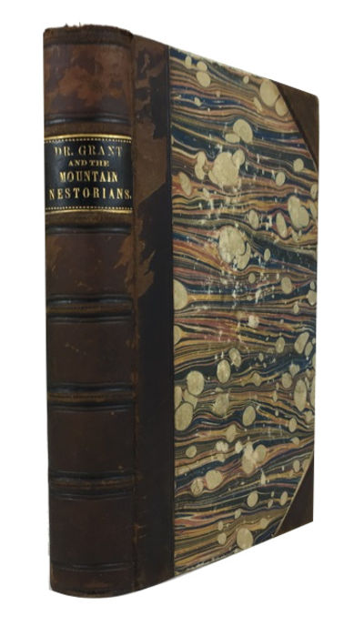 Boston: Gould and Lincoln, 1853. 1st ed. Hardcover. Good. frontis (portrait), folding map, index, xi...