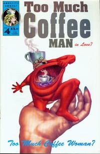 image of Too Much Coffee Man #4