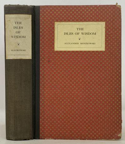 New York: E. P. Dutton & Company, 1925. 1st US Edition (Negley, UTOPIAN LITERATURE, 824n). Cf Bleile...