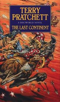 image of The Last Continent: A Discworld Novel: 22