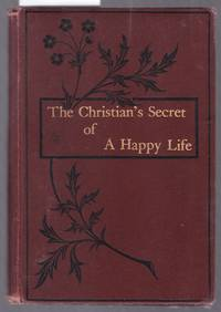 image of The Christian's Secret of a Happy Life