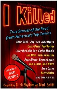image of I Killed : True Stories of the Road from America's Top Comics
