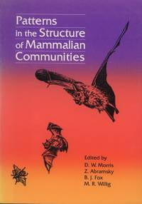 Patterns in the Structure of Mammalian Communities