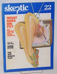 Skeptic: the magazine of great debates; #22, Nov/Dec 1977;The Gay Rights Flap
