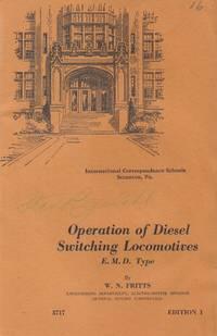 1940s Diesel Locomotive Engine Correspondence Course [24 booklets]