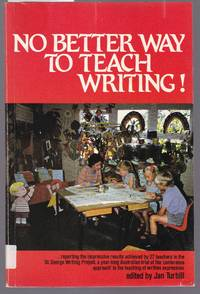 image of No Better Way to Teach Writing