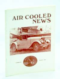 Air Cooled News, Number 90, March [Mar.] 1984, Vol. XXX, No. 3 - Company Sales Awards / A. Atwater Kent