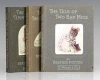 Beatrix Potter Collection. [Including: The Tale of Two Bad Mice, The Tale of The Flopsy Bunnies, and The Tale of Timmy Tiptoes].