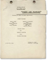 image of Flesh and Fantasy (Original post-production screenplay for the 1943 film)