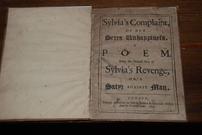 London: Richard Baldwin, 1692. First Edition. 4to, , 24. Leaves toned, title-page and final leaf soi...