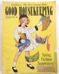 Good Housekeeping: The Magazine America Lives By. March 1951