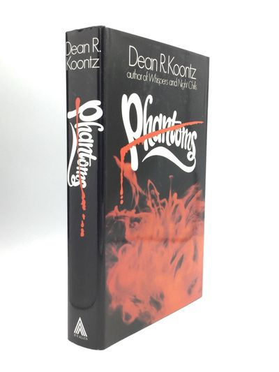 London: W.H. Allen, 1983. First Edition. Hardcover. Fine/Fine. First UK Edition, first printing. Ins...