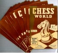 Chess World Volume 12 by Cecil John Seddon Purdy (1906-1979) [editor] - Paperback - First - 1957 - from The Book Collector ABAA, ILAB (SKU: C0075)