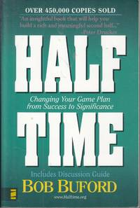 image of Halftime Changing Your Game Plan from Success to Significance