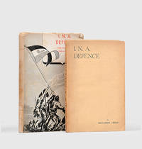I.N.A. Defence. by  Bhulabhai J INDIAN NATIONAL ARMY - DESAI - Hardcover - 1946 & [1945?] - from Peter Harrington (SKU: 129778)