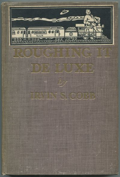 New York: George H. Doran Co, 1914. Hardcover. Very Good. First edition. Brown cloth boards with gil...