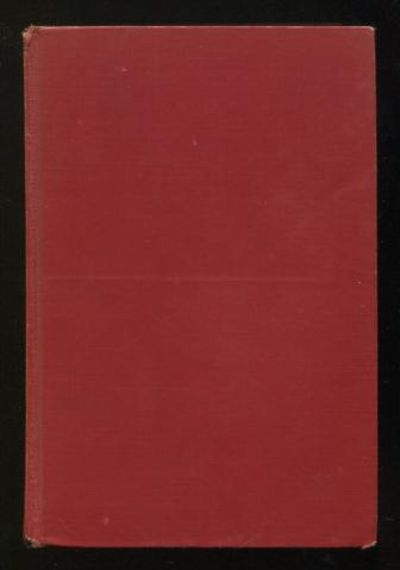 New York: Blue Ribbon Books. Very Good. 1930 (c.1928). 5th printing (stated). Hardcover. (no dust ja...