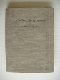 image of Melody and Harmony  -  A Treatise for the Teacher and Student