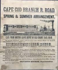 CAPE COD BRANCH R. ROAD / SPRING & SUMMER ARRANGEMENT
