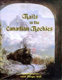 image of Rails in the Canadian Rockies