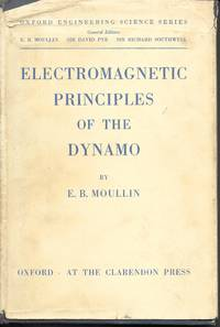 image of Electromagnetic principles of the dynamo (Oxford engineering science series)