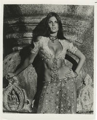 image of At the Earth's Core (Original photograph and contact sheet photographs of Caroline Munro from the 1976 film)