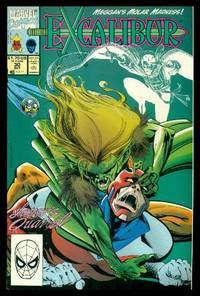 EXCALIBUR - Volume 1, number 30 - October 1990 by  Chris (creator) Claremont - Paperback - First Edition - 1990 - from W. Fraser Sandercombe and Biblio.com