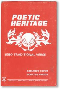 image of Poetic Heritage: Igbo Traditional Verse